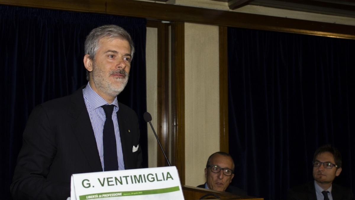 Relazione prof. Ventimiglia
